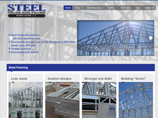 Steel Truss and Frame